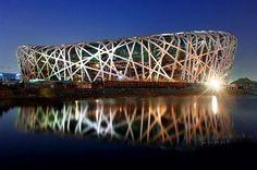 herzog & de meuron estadio de los juegos olimpicos pekin - Buscar con Google