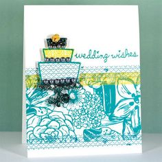 cardmaking with Washi