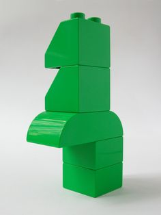 BRICK ART GREEN - VUE 1