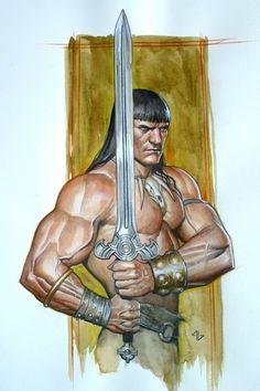 Conan by Adi Granov