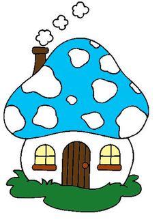 Art Drawings For Kids, Drawing For Kids, Animal Drawings, Easy Drawings, Art For Kids, Mushroom Crafts, Mushroom Art, Mushroom House, Rag Quilt