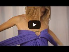 5 ways to wear a sarong - Fashion Feed Smiles- 5 formas de ponerse un pareo – Moda Alimenta Sonrisas 5 ways to wear a sarong – Fashion Feed Smiles - Sarong Dress, Scarf Dress, Maxi Wrap Dress, Diy Dress, Sarong Wrap, Diy Fashion, Fashion Outfits, Fashion Tips, Pantalon Thai