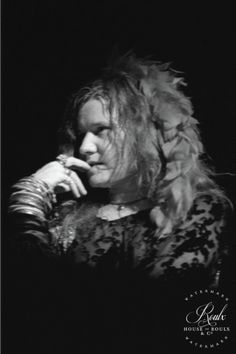 """Janis Joplin (by Peter Warrack) - L.E., A.P. *from last concert 8/8/1970 at Harvard Stadium of Boston's """"Summerthing"""" Art Program - JANIS' final concert 8/8/1970 NIKON Photos @Peter Warrack (attended with partner Kevin McElroy) now at House of Roulx  from JG Autographs"""
