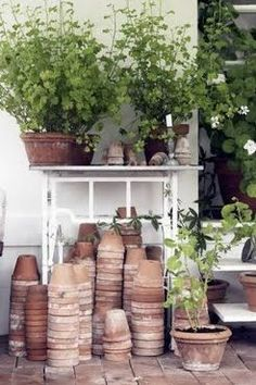 Monday Inspiration | Terra Cotta Pots