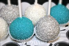 New Year's is an event that happens every year and most people usually celebrate it with family and friends. Among the things that are mostly done during this time include making cake pops. If you want the cake pops to look beautiful, you will need to know how to decorate and display them.