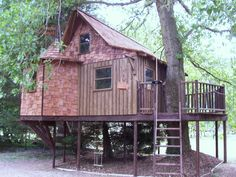 Tree House Fort | Blue Forest