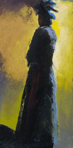 sgfa | sue greenwood fine art | Kathy Jones | I Will Not Be Back
