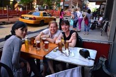 The Serendipity of Friendship, and, New York City : Go Girl Magazine