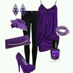 I'm not big on purple clothes but this is cuutteee
