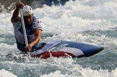 Rio Olympics 2016 - Denis Gargaud Chanut of France won Gold in Men's Canoe Slalom