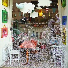 escaparates pintados - Buscar con Google