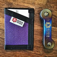 EDC Combo level 10 Thanks @keybar for the custom piece! Purple Sgts 8-29 at 8pm est