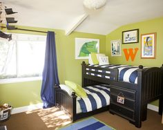 +blue +and +green +boy +bedroom Design, Pictures, Remodel, Decor and Ideas - page 28