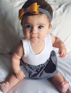 Adorable little.