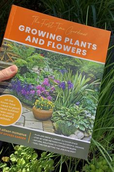 Are you a first-time gardener hoping to grow your own beautiful garden? Look no further than this thoughtful, practical beginner gardening book from the bloggers behind Spoken Garden. Garden Care, Garden Beds, Growing Vegetables, Growing Plants, Planting Plan, Parts Of A Plant, Gardening Books, Ornamental Plants, Get Outdoors