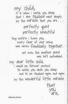 Dinglefoot's Scrapbooking - Watching Baby Sleep - Poem For A Page Sticker. Mommy Quotes, Son Quotes, Daughter Quotes, To My Daughter, Life Quotes, Daughters, My Baby Quotes, Baby Poems, Poems For Babies