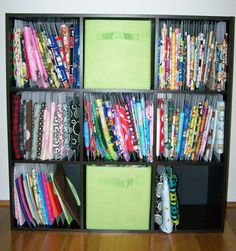 Funny Farm - May we help you?: WFMW - Fabric Organization