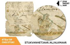 De Reisjournaals van Aerjen Ruijs 'uijt de Zijpe' als Nederlands archiefstuk van het jaar 2016? Natuurlijk! Met jouw hulp! Stemmen: https://www.stukvanhetjaar.nl/nl/regionaalarchiefalkmaar