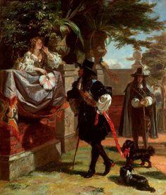 Nell Gwyn and Charles II