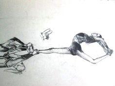 stunting, cheerleading.