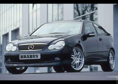 2004 Brabus Mercedes Benz C Class Sportcoupe
