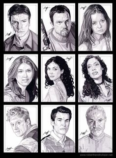 Firefly characters, Robert Hendrickson