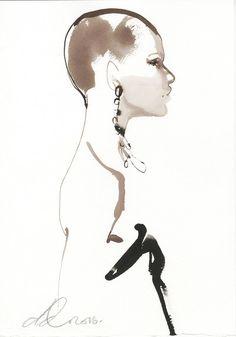 David Downton & Assouline Exhibition — News — Serlin Associates