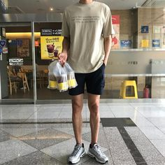 Casual Clothes For B - February 06 2019 at Tomboy Fashion, Streetwear Fashion, Fashion Outfits, Fashion Trends, Stylish Mens Outfits, Casual Outfits, Casual Clothes, Korean Fashion Men, Menswear