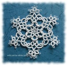 Image result for 980 best Tatted Ornaments images picasa