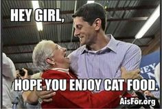 Corrupt Repukkkes kicking Gr'ma's off her Earned SS/Medicare Benefits...to give the Wealthy deadbeat Moochers more TaxCuts!! Thx the biggest Deadbeat of all,  Crooked Donnie!!!