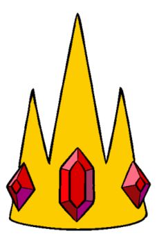 Ice King's crown - Adventure Time Wiki