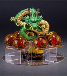 Aliexpress.com: Acheter Figuras dbz dragon ball z action chiffres dragonball z chiffres Anime esferas del dragon + 7 pcs balles de PVC + plateau brinquedos enfants jouets de jouets naruto fiable fournisseurs sur Top-buy Fancy Home