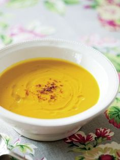 【ELLE a table】かぼちゃのスープレシピ|エル・オンライン
