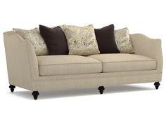 Muriel 2 Cushion Sofa 7068-001CR