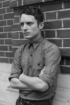 Elijah Wood. He will always be Frodo to me <3