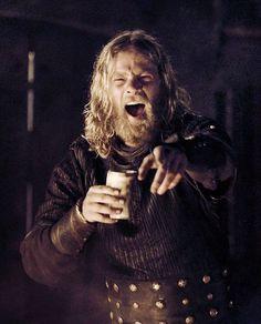 Partying in Valhalla #Vikings #VikingsSeason3