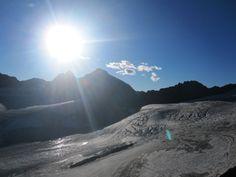 a Night @ Stubaier Gletscher Mountain Pictures, Mountains, Nature, Travel, Naturaleza, Viajes, Destinations, Traveling, Trips