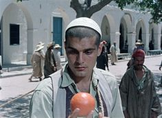 Omar Sharif in Goha directed by Jacques Baratier, 1957