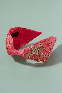 Slide View: 1: Felicity Brocade Headband
