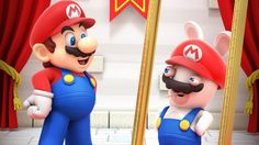 Mario  Rabbids: Kingdom Battle - 16 Minutes of New PvP Mode Gameplay Get a look at a full round of the Ubisoft-Nintendo strategy mash-up's new competitive mode. December 07 2017 at 03:00PM  https://www.youtube.com/user/ScottDogGaming