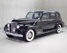 1940 Cadillac V16 Sedan - Hyman Ltd. Classic Cars