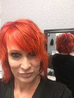 Captain Carrot Headshot Haarfarbe