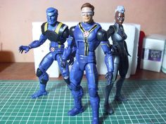Cyclops Xmen Apocalypse (Marvel Legends) Custom Action Figure