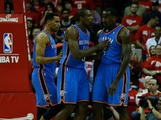 Western Conference Quarterfinals: Game 6 | (1) Oklahoma City #Thunder over (8) Houston #Rockets 103-94. Oklahoma City wins series 4-2.