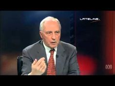Pt2 Paul Keating: Superannuation, the 80-100 age group & a National Elde...