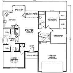 house plans with 2 bedrooms on 1st floor | house plans click an