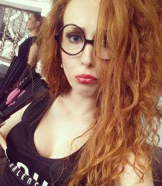 #redhead @merygucas #redhead #redhair #ginger #rousse #roșcată #rödhårig #peliroja #testarossa #ruiva #ranga #coppertop