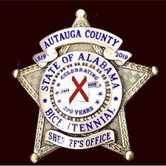Sheriff Badge, Police Badges, Law Enforcement Badges, Cops, Vintage Paper, Alabama, Knives, Bracelet Watch, Leo