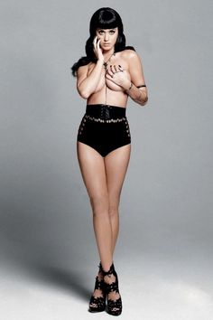 Is Katy Perry Body Shaming?  She's the motivation actually