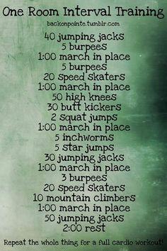 Iets van als-workout